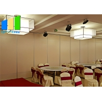 Wholesale Training Room HPL Laminate Acoustic Folding Office Wall Partition from china suppliers