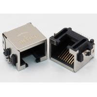 Wholesale 8P8C Single Port Low Profile SMT RJ45 Jack -40 ℃ To 85 ℃ Operating Temperature from china suppliers