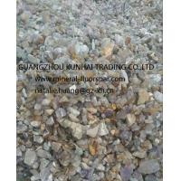 Buy cheap Fluorspar Lumps 85%, Nature Fluoride Mine For Steel Industry 10-70MM from wholesalers