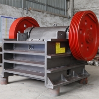 Wholesale Cement Clinker Limestone 340mm Feeding Small Portable Jaw Crusher Mining from china suppliers