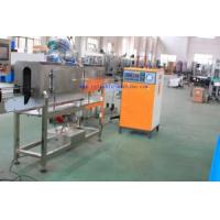 Wholesale Semi-Automatic Sleeve Labeling Machine with Steam Generator from china suppliers