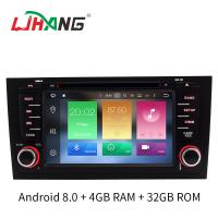 Wholesale Android 8.0 Car Audi Car DVD Player Canbus Gps Rear Camera Stereo For A6 from china suppliers