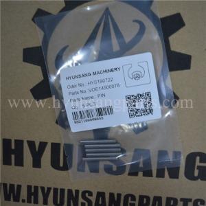 Wholesale VOE14500078 SA8220-13340 SA8230-21610 Excavator Volvo Pin SA8230-3340 SA8230-2520 SA8230-2550 SA8230-2650 SA8230-2660 from china suppliers