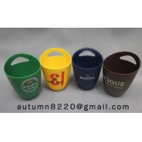 Wholesale fashion colorful plastic ice bucket from china suppliers