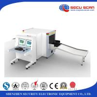 Buy cheap Dual view AT6550D X Ray Scanning Machine Baggage with medium tunnel size product