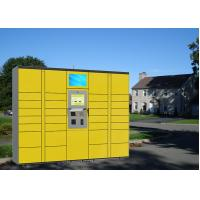 Buy cheap 32 Inch Touch Screen Electronic Parcel Delivery Box , Outdoor Parcel Locker from wholesalers