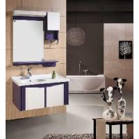 Wholesale Bathroom Cabinet / PVC Bathroom Cabinet (W-215) from china suppliers