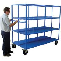 Wholesale GCT manual push trolley, hand pull trolley from china suppliers