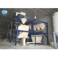 China Full Automatic Dry Mortar Production Line For Cement Sand Mixing / Packing on sale