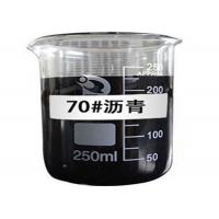 China Glossy Semisolid Coal Tar Bitumen Modified Soluble In Organic Solvents on sale