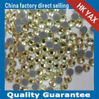 Wholesale rhinestone crystals,hotfix crystal rhinestone for garment,hot selling hot fix crystal rhinestone from china suppliers