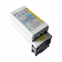 Wholesale Heatsink 195mm SSR Solid State Time Delay Relay Internal Thermal Protection from china suppliers