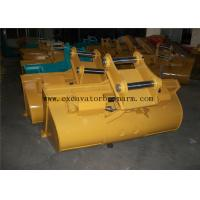 Wholesale High Strength Excavator Tilt Bucket With Normally Two Cylinder 80-2200mm Width from china suppliers