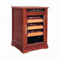 Wholesale Factory Direct Cigar Display Humidor, Cabinet Electric Cigar Cabinet from china suppliers