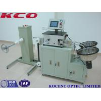 Wholesale Full Automatic Fiber Optic Polishing Equipment / Fiber Optic Cable Cutting Machine from china suppliers