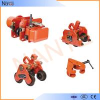 Wholesale Pressing Alloy Electric Chain Hoist Motor Drive Trolley , Overhead from china suppliers
