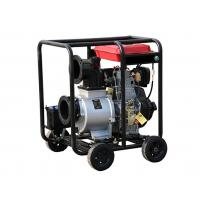 Wholesale Movable 6 Inch Diesel Powered Water Pump 4 Stroke TW192 WP60D135HP from china suppliers