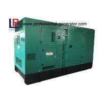 China 200kVA Super Silent Diesel Generator Set 160kw with Original UK Engine 1306C - E87TAG3 on sale