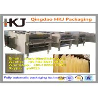 China Full Automatic Noodle Cutter Machine With Servo Motor Control High Speed on sale