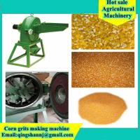 Wholesale high quality Corn Processing Line corn huller Corn Flour Milling Production Line from china suppliers