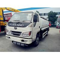 Wholesale Forland 5cbm Fuel Oil Dispenser and Delivery Tank Truck , 4*2 Petrol Diesel Refueling truck from china suppliers