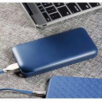 Wholesale portable power bank, 10000mah power bank,2018 new design power bank from china suppliers