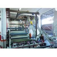 Wholesale High Efficiency Plastic Sheet Extrusion Line PE Sheet Making Machine from china suppliers