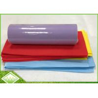 Wholesale Custom PP Spunbond Perforated Non Woven Fabric Soft Feeling EN13795 SGS Report from china suppliers