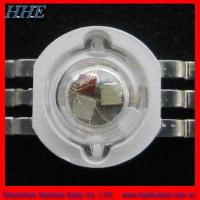 Quality 3W High Power RGB LED 700ma (HH-HPVR21RGB-3) for sale