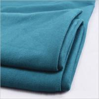 Wholesale Rusha Textile Reactive Dyeing 30s Vortex Viscose Heavy Polyester Spandex Fabric from china suppliers