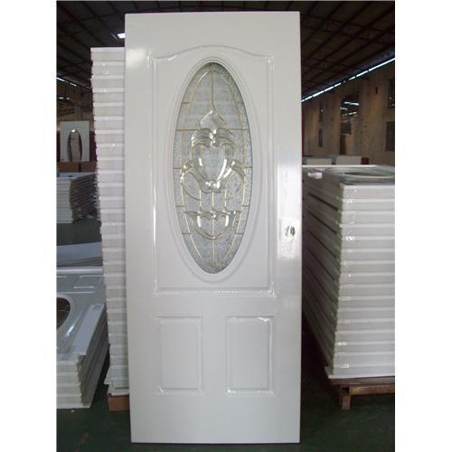 Small Oval Glass Door Tempered Glass Door Panel Metal Glass Door Interior Panel Glass Door Of