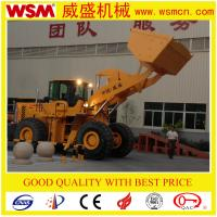 Buy cheap 9 Tons Wheel Loader for Quarry Clearing with CE from wholesalers