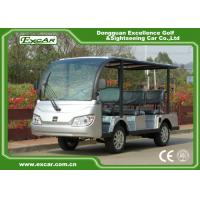 Wholesale 8 Passenger Electric Sightseeing Car Charging Time 8-10 Hours F/R Track 1210 / 1200 MM from china suppliers