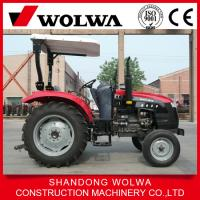 Wholesale Wolwa 50hp 2WD small wheel tractor for sales GN500 from china suppliers