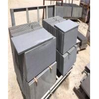 Wholesale Residential Granite Stone Tiles / Kitchen Tiles With Black Granite from china suppliers