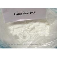 Wholesale White Crystals Powder Local Anesthetic Drugs Prilocaine Hydrochloride HCL For Painkiller from china suppliers