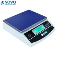 Buy cheap Customized Size Digital Weight Checking Machine Blue Color NLP Printer Output from wholesalers