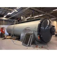 Wholesale High Performance Carbon Fiber Autoclave 1.5X4M For Aviation New Condition from china suppliers