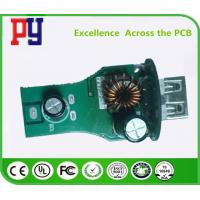 Wholesale Car Charger PCBA Board 6 Layer FR4 Raw Material 0.8-1.2mm Board Thickness from china suppliers