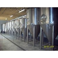 Wholesale Stainless Steel Pro Beer Brewing Equipment 10BBL Fermentation Tank Four Legs from china suppliers