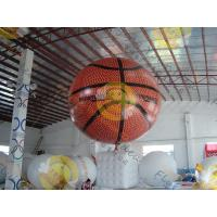 Wholesale Fire Proof Sporting Inflatable Basketball Giant EN71 With Helium from china suppliers