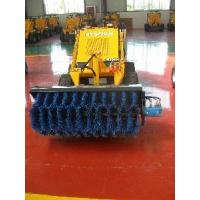 Wholesale Mini Skid Steer Loader with Broom (HY380) from china suppliers