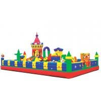 Wholesale INflatable Outdoor Play Structures for Kids with Balanced Bouncing Surface A-10101 from china suppliers