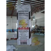 Quality Weather Resistant Inflatable Product Replicas Milk Packaging OEM Service for sale