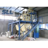Wholesale Self Leveling Mortar Mixing Equipment With Packaging Machine Easy Operate from china suppliers