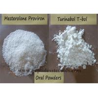 Wholesale 99% High Purity testosterone Liquid Oral Steroids Turinabol 4-Chlorodehydromethyltestosterone 2446-23-3 from china suppliers