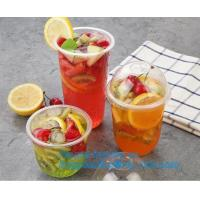 Wholesale 7Oz/200ml white Disposable Ice Tea Plastic Cups For Any Occasion, BPA-Free , Juice, Soda, and Coffee Glasses for Party, from china suppliers
