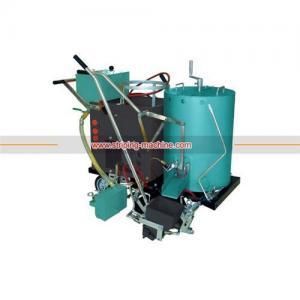 thermoplastic striping machine
