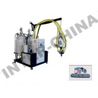 Wholesale Middle temperature elastomer casting machine, dosing machine, mixing machine from china suppliers