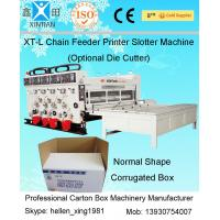 Wholesale High Speed Paper Carton Making Machine Of Printing , Carton Packaging Machinery from china suppliers